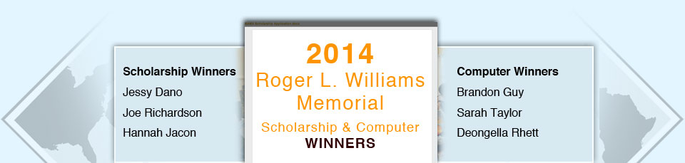 Roger L. Williams Scholarship Program Home